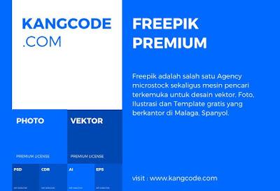 Cara Download Freepik Premium Secara Gratis