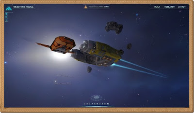 Homeworld Remastered Gameplay PC