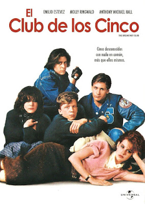 The Breakfast Club 1985 DVDR NTSC Latino
