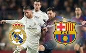 مباراة برشلونة وريال مدريد كلاسيكو اليوم بجودة عالية