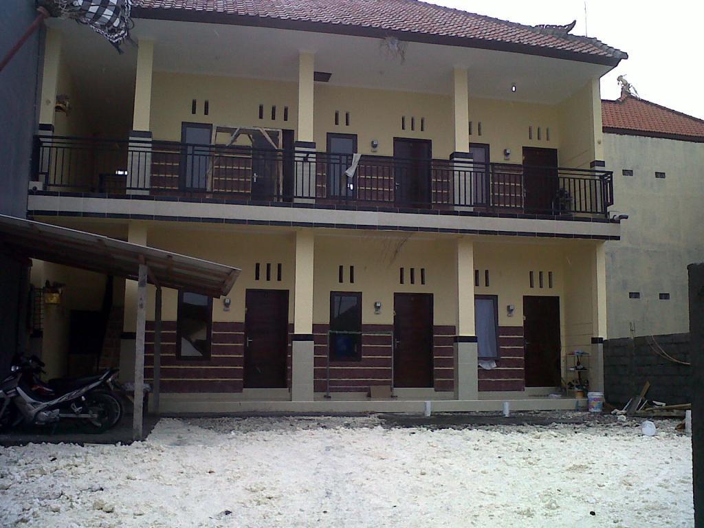 Denah Rumah Kontrakan Sederhana  Desain Rumah Minimalis