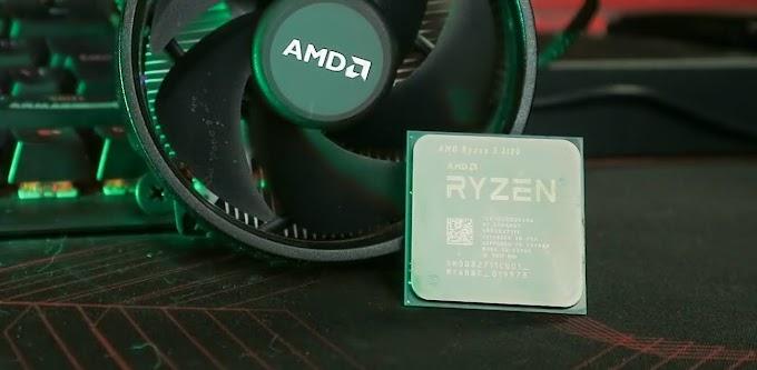 AMD Ryzen 3 3100 Processor murah meriah dengan performa luar biasa