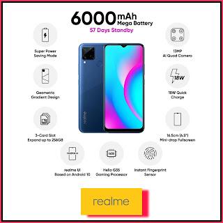 Realme C15 Price In India 2020 Today