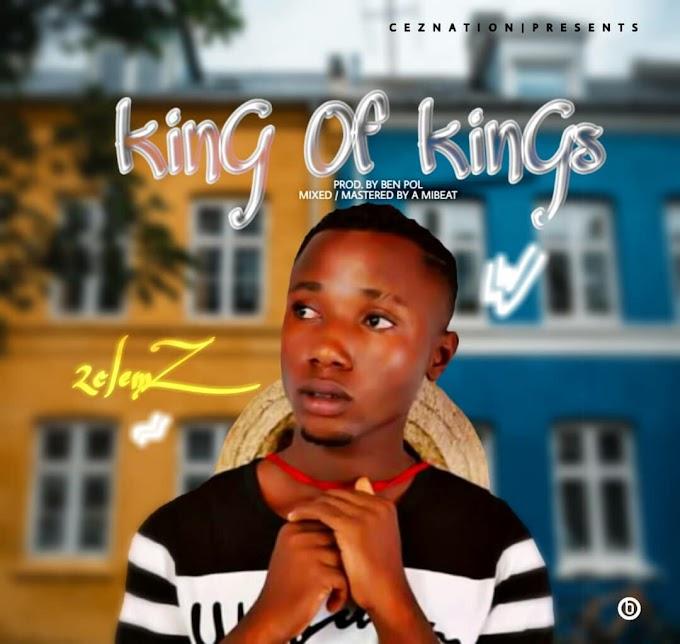 [Gospel music] 2 clemz - King of Kings (mixed: Amibeats)