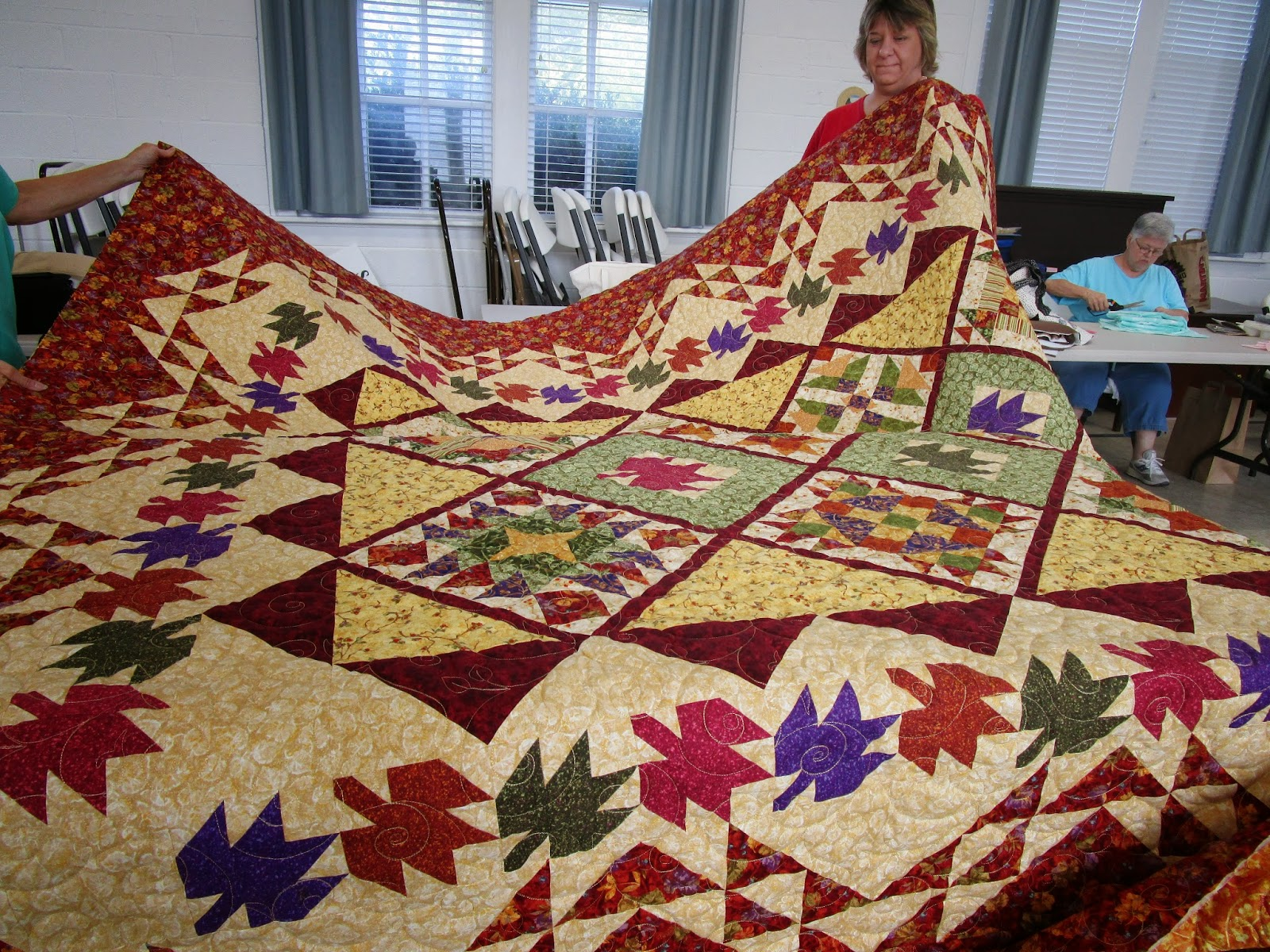 Country School Quilters Sewing On Friday And Saturday