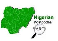 The Correct Zip Codes to be used in Nigeria including the correct State codes