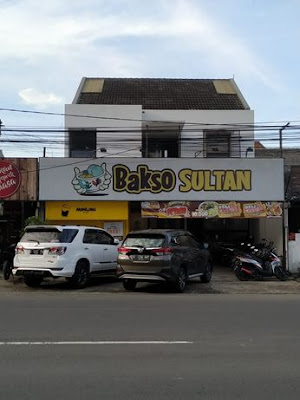 Lokasi Bakso Sultan