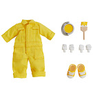Nendoroid Colorful Coveralls, Yellow Clothing Set Item
