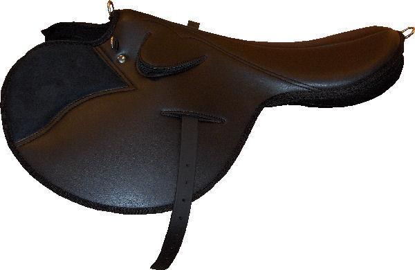 Скаковое седло для лошади