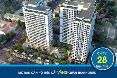Mở bán chính thức dự án Rivera Park Hà Nội