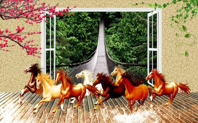 Tranh Ngựa Đẹp Miễn Phí