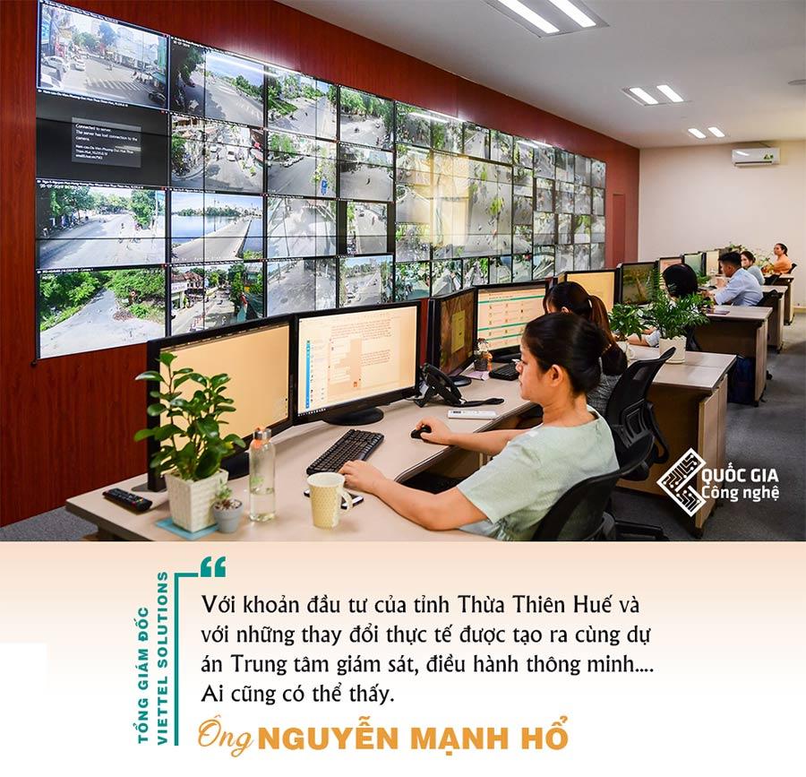 CEO Viettel Solutions và Câu chuyện xây dựng thành phố thông minh - 08