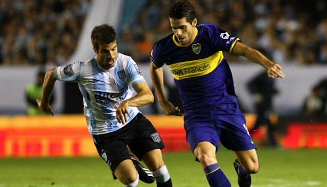 Boca Juniors vs Racing Club en vivo