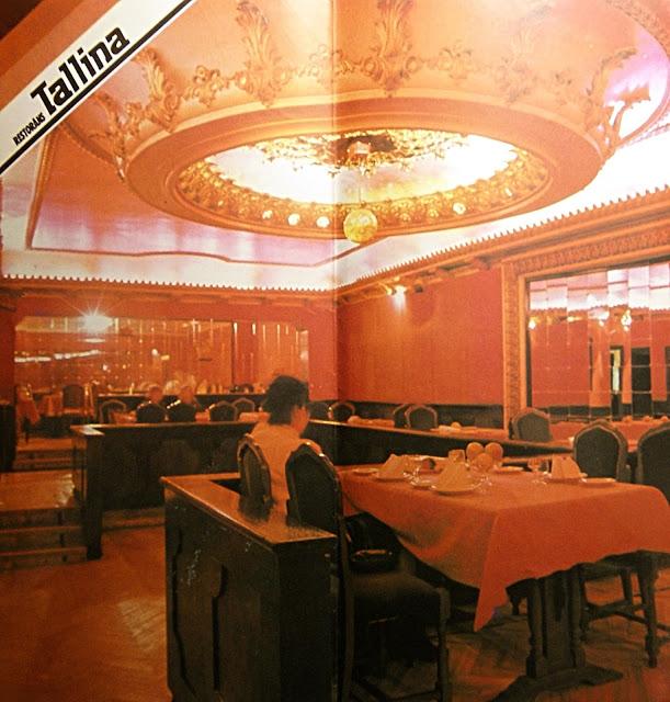 restorans Tallin Riga