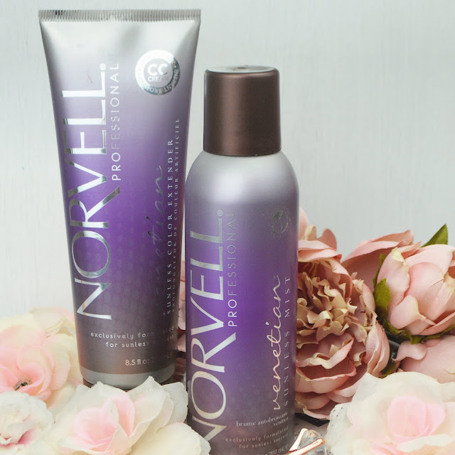 Norvell Professional Tanning | The Venetian Range Review, Lovelaughslipstick Blog