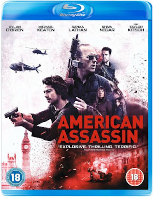 American Assassin 2017 Eng 720p BRRip 850Mb ESub x264