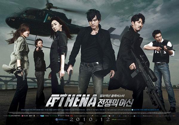 Download Drama Korea Athena: Goddess of War Batch Subtitle Indonesia