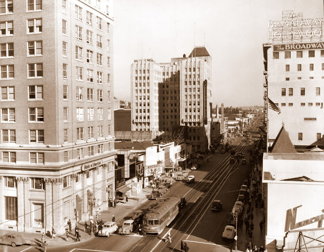 Theatre & Film Writer Producer Oliver Mitchell Morosco KILLED BY HOLLYWOOD STREETCAR 1945
