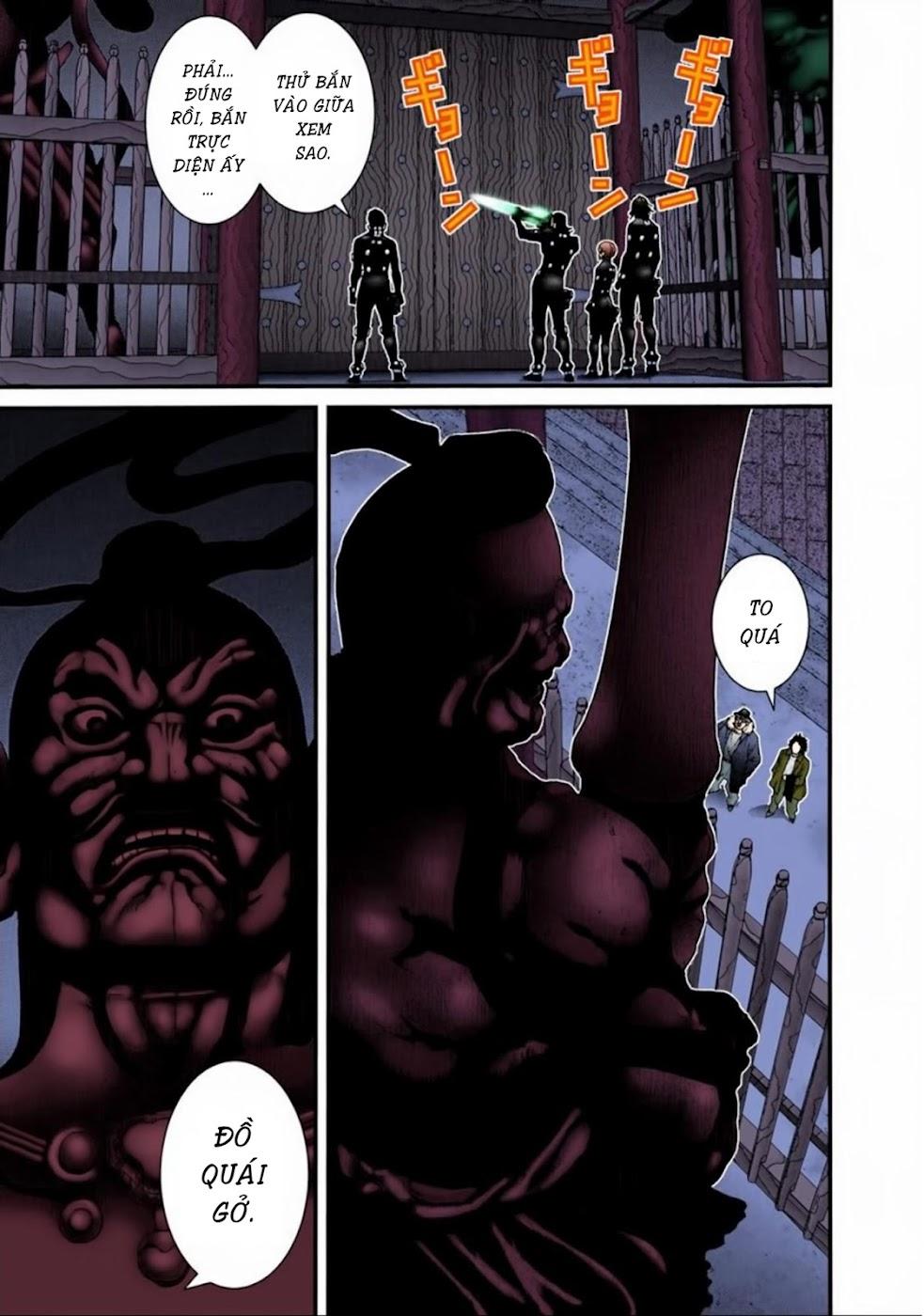 Gantz Chap 61: Cánh cổng trang 18