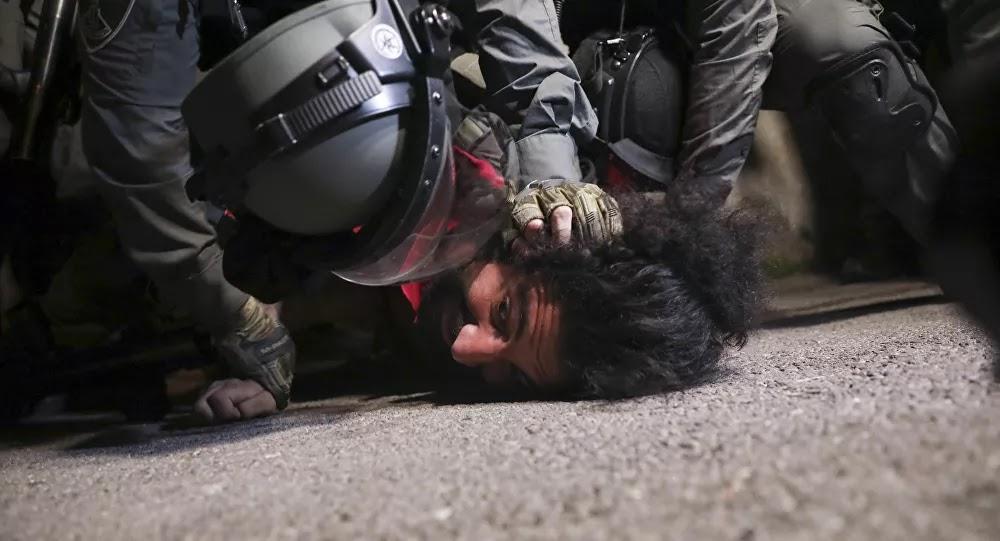 مواجهات عنيفة بين الشرطة الإسرائيلية وأهالي سلوان في القدس الشرقية... فيديو