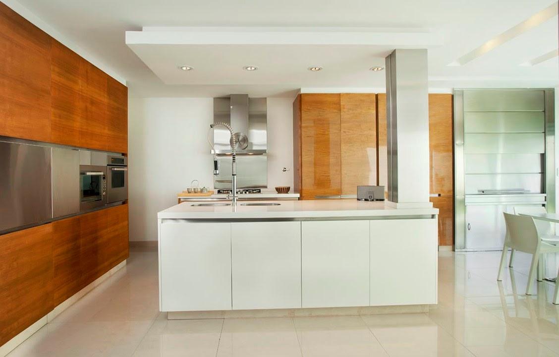 Una isla de cocina casi imprescindible cocinas con estilo - Islas en cocinas ...