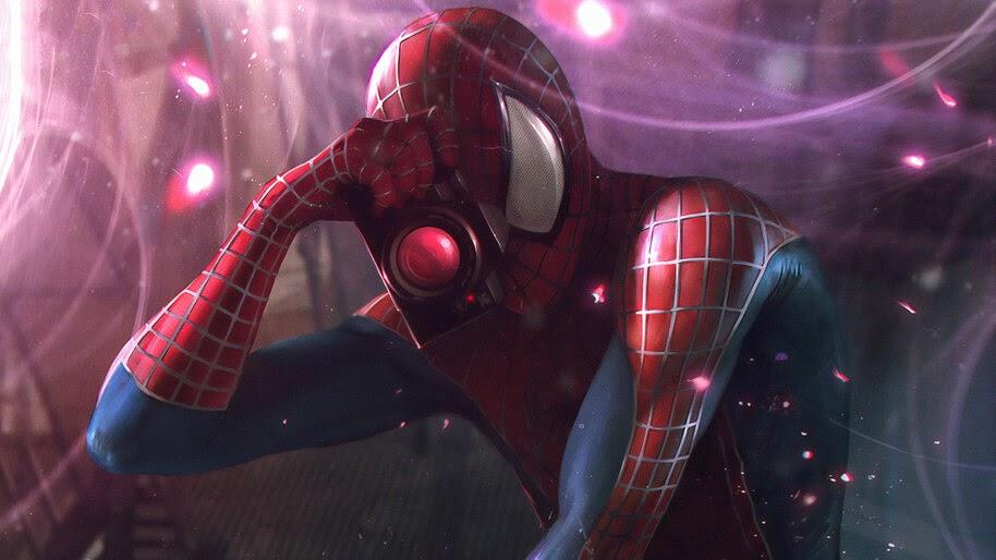 Spider-Man, 4K, #4.242