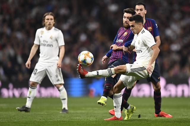 سولاري يعلن قائمة ريال مدريد للكلاسيكو