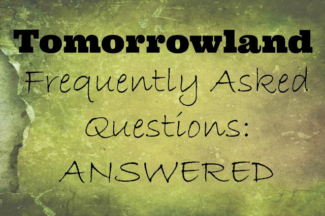 Tomorrowland Faq, Pre-registeration and tickets