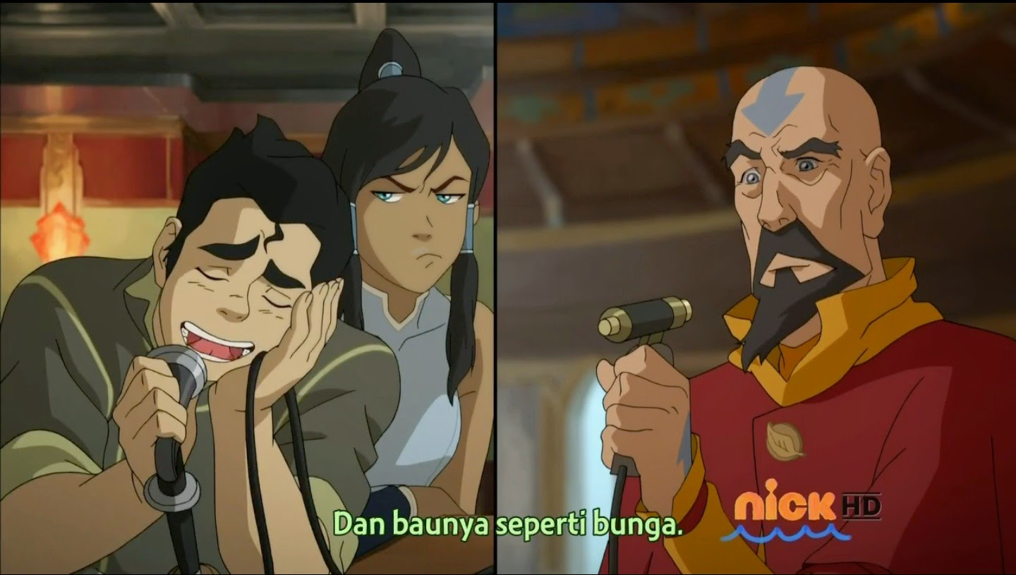 Download Avatar Korra Book 3 Episode 07 Sub Indo
