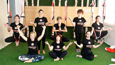 formación yoga aéreo, formación pilates aéreo, formación fitness aéreo, yoga aéreo, pilates aéreo, fitness aéreo, aeroyoga, aeropilates, aerofitness, cursos, seminarios, clases, escuelas