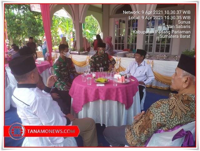 Serda Dody Fy dan Serda Diski H Hadiri Peresmian Masjid Darussalam