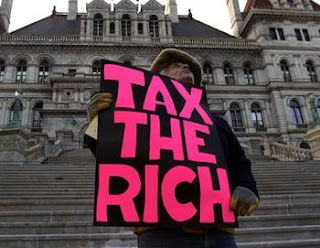 Non-taxpayers were among the top 3 percent of all earners