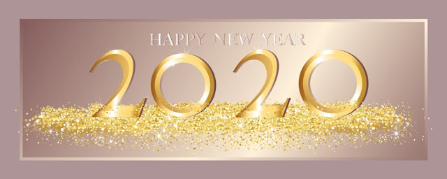 Happy New Year 2020 Images, Wallpapers 14