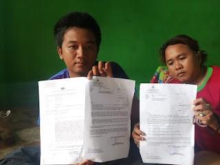 Korban Keluhkan Kasus 368 Jo 170 KUHP Di Polsek Tangerang Kota Yang Mangkrak