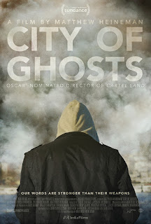City of Ghosts Documentary Poster