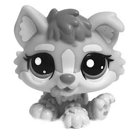 LPS Husky V3 Pets