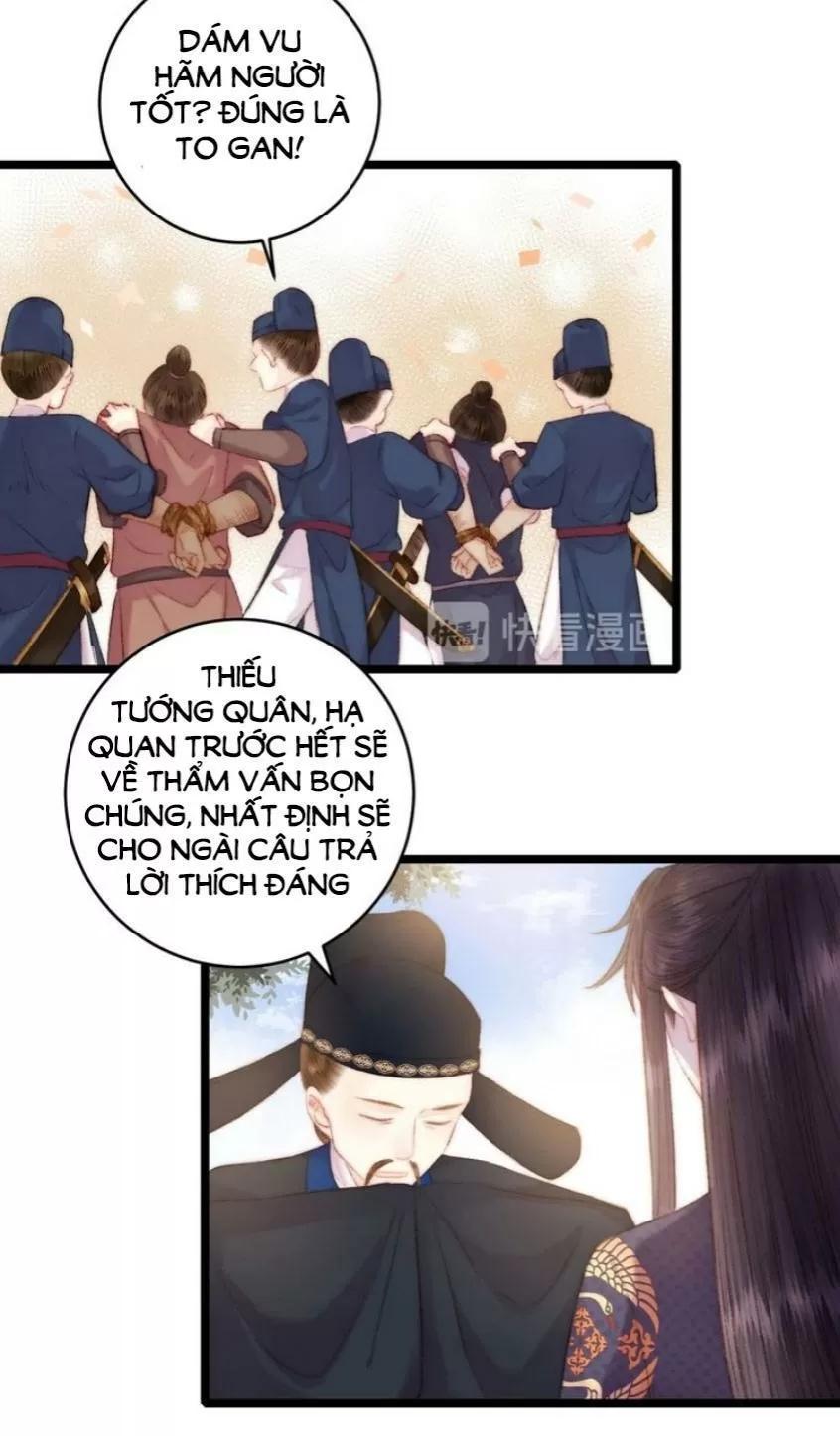 Nàng Phi Cửu Khanh - Thần Y Kiều Nữ chap 65 - Trang 31