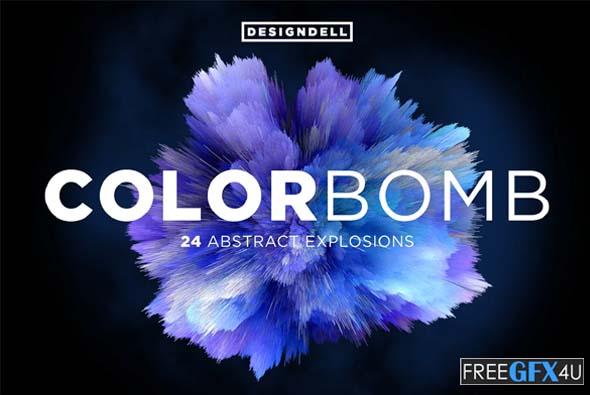 Color Bomb Pre-Designed pack