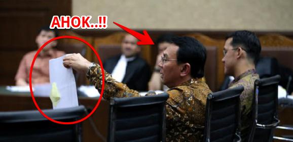 Wow...!! Inilah 7 Alasan Hakim TOLAK Nota Keberatan Ahok