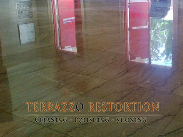 Floor polishing in miami beach