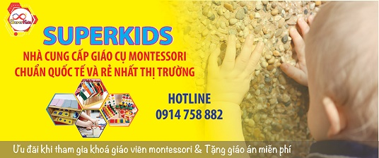 2 banner gio c montessori web Khóa Học Trợ Tá Giáo Viên Montessori