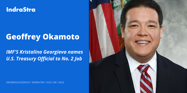 AIDN0060320200023 | IMF'S Kristalina Georgieva names U.S. Treasury Official to No. 2 Job