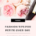 Fashion tips for the Petite Over-50s - and Link Up
