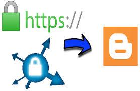 Poner HTTPS en Blogger