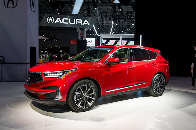 Acura RDX 2019 llega a México