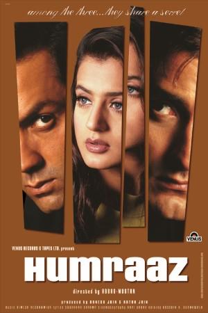 Download Humraaz (2002) Hindi Movie 720p DVDRip 1.4GB