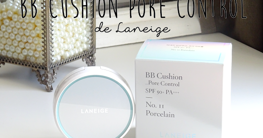Cushion Pore Control de Laneige