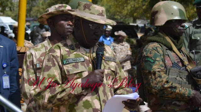 Army Commander, Others Go Missing As Boko Haram Dislodges Nigerian Troops In Borno