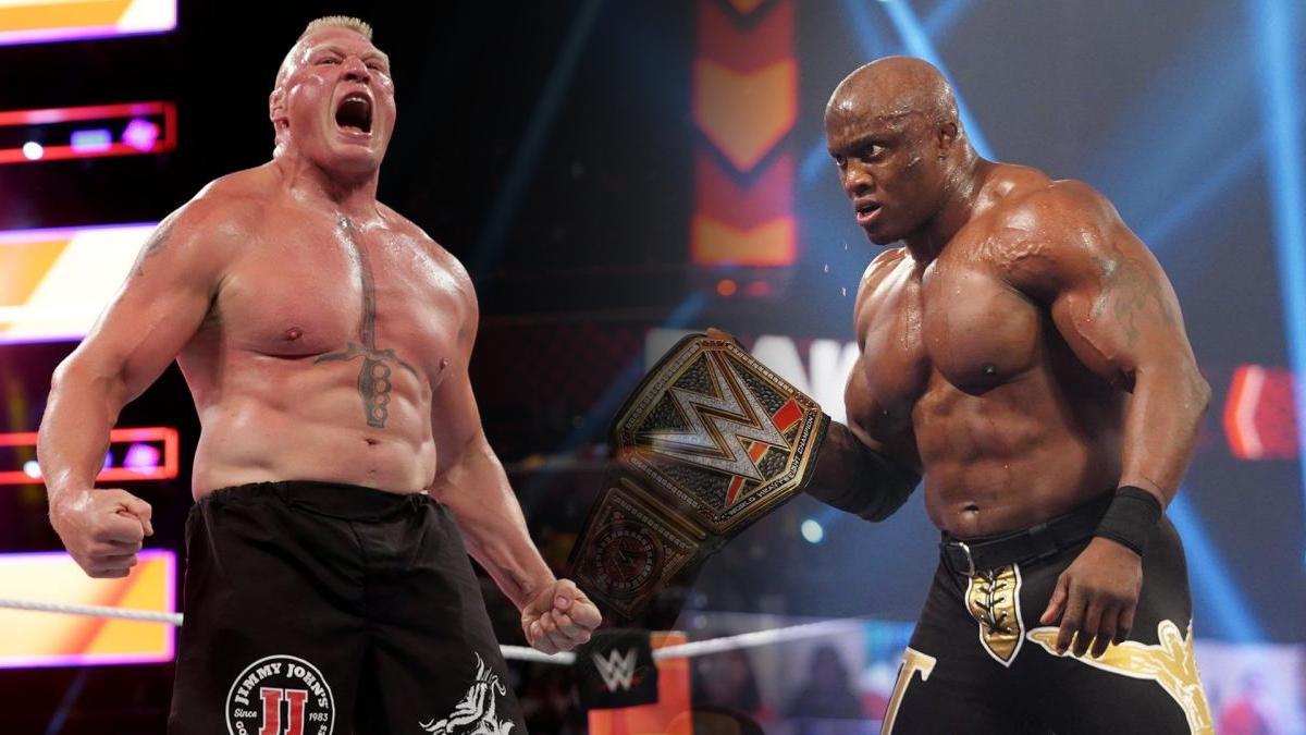 Bobby Lashley afirma que esse é o momento certo pra ter uma luta contra Brock Lesnar