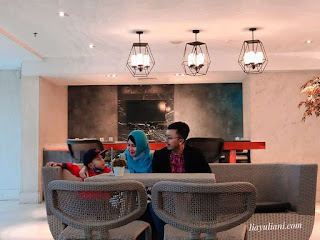 Staycation di Hotel Bintang Lima